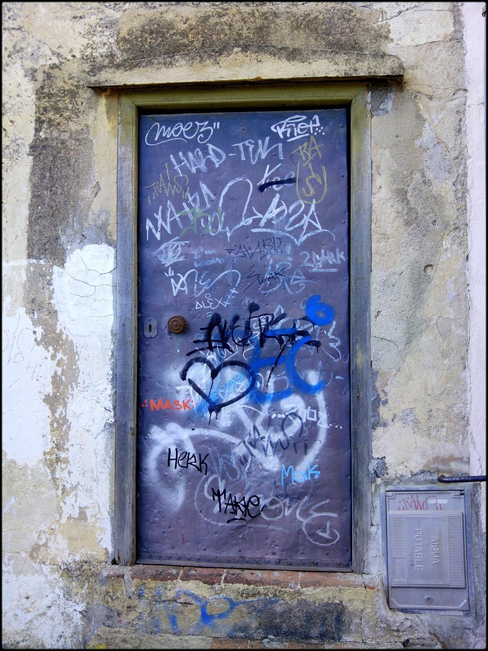 door, puerta